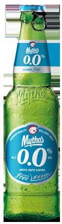 Mythos radler μπουκάλι